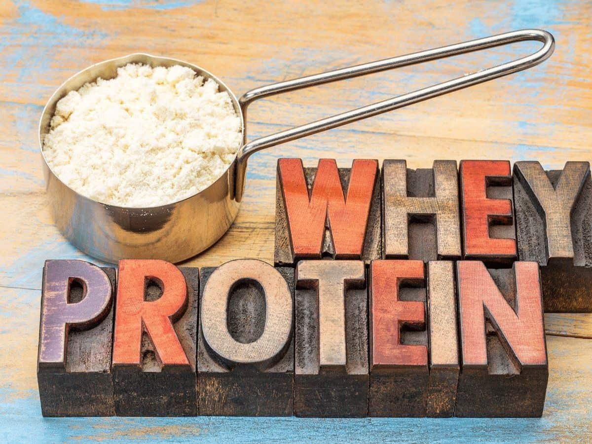 Whey Protein Vs Mass Gainer - Whey